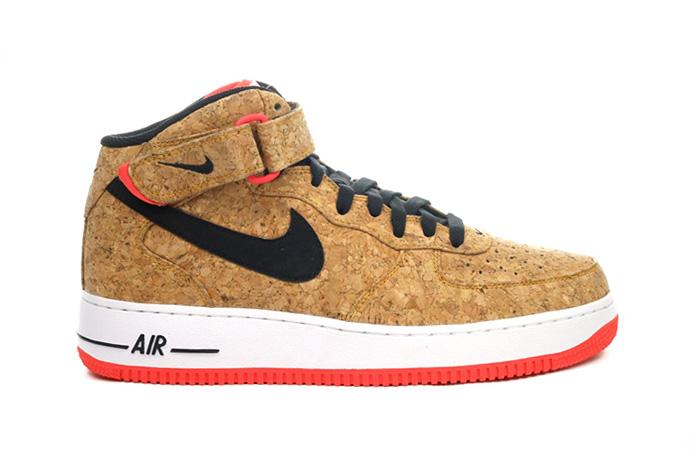 "Nike Air Force 1 Mid 07 ""Cork"""
