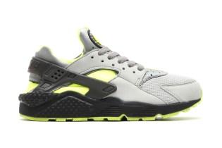Nike Air Huarache Dust/Volt-Black
