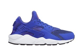 "Nike Air Huarache ""Persian Violet"""