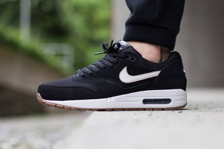 Nike Air Max 1 Essential Black/Light Bone-White