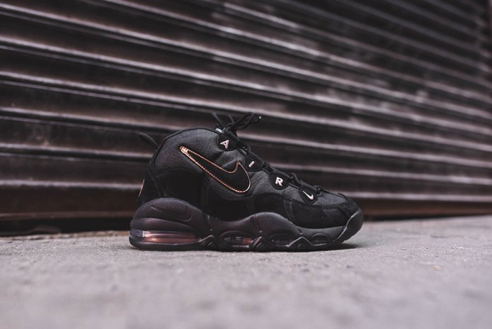 Nike Air Max Uptempo Black/Copper