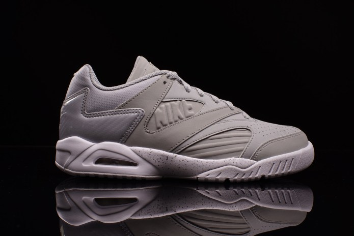 "Nike Air Tech Challenge 4 Low ""Wolf Grey"""