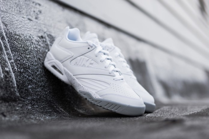Nike Air Tech Challenge IV Low White/Wolf Grey