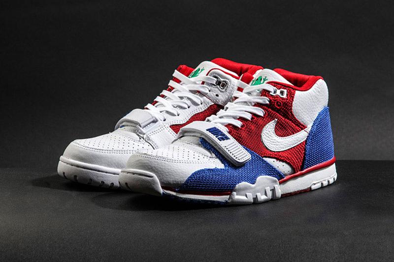 """Nike Air Trainer 1 Mid Premium QS """"Puerto Rico"""""""