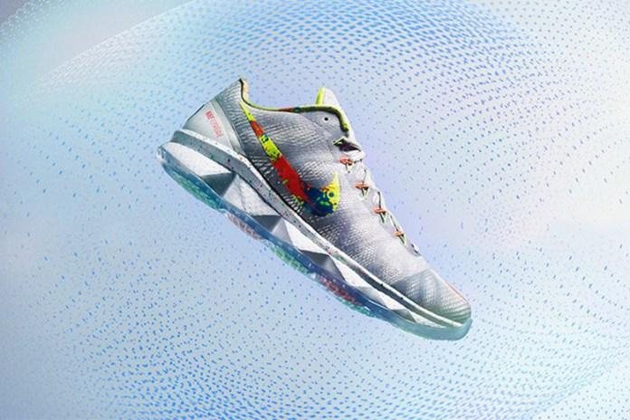 "Nike CJ3 Flyweave Trainer ""Paintball"""