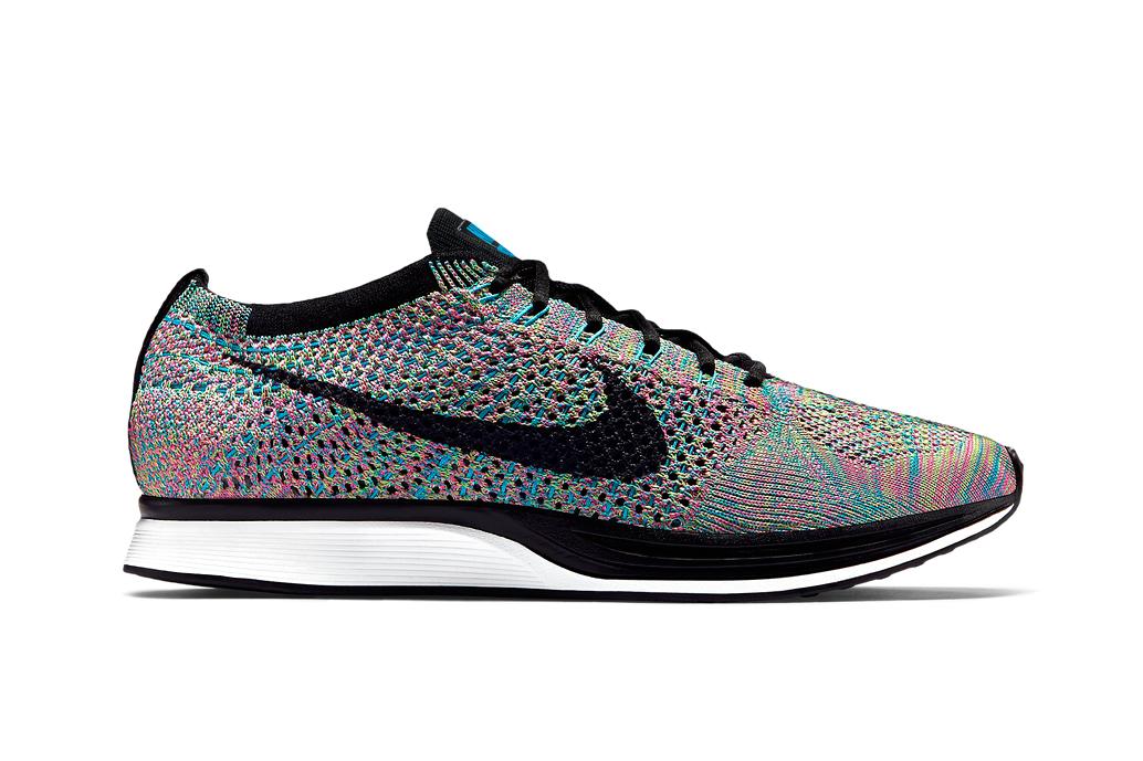 """Nike Flyknit Racer """"Multicolor 2.0"""""""
