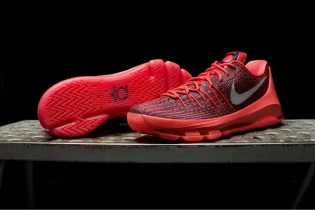 "Nike KD 8 ""Crimson Red"""