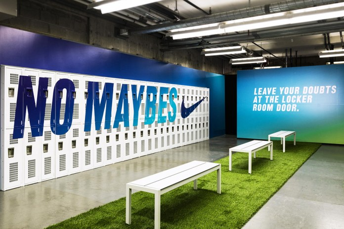 Nike Launches '#NoMaybes' Soccer Experience in Vancouver