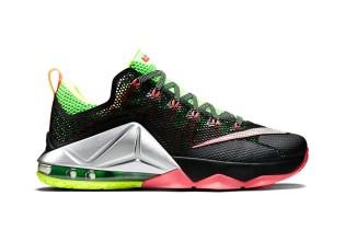 "Nike LeBron 12 Low ""Remix"""