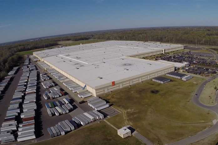 Nike Opens Its Largest Distribution Center Worldwide in Tennessee