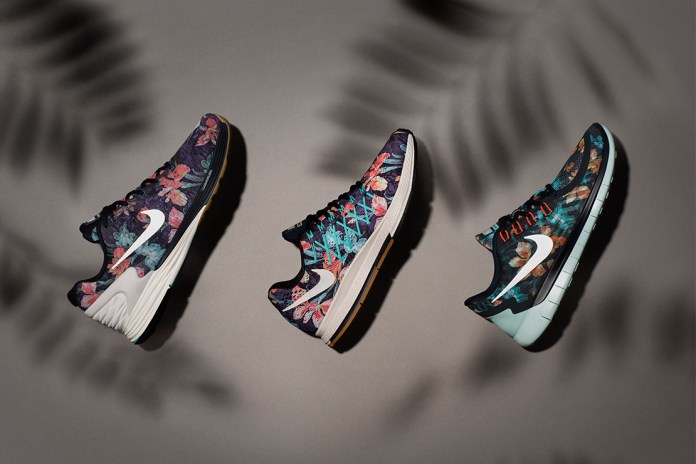 "Nike Running 2015 Summer ""Photosynthesis"" Pack"