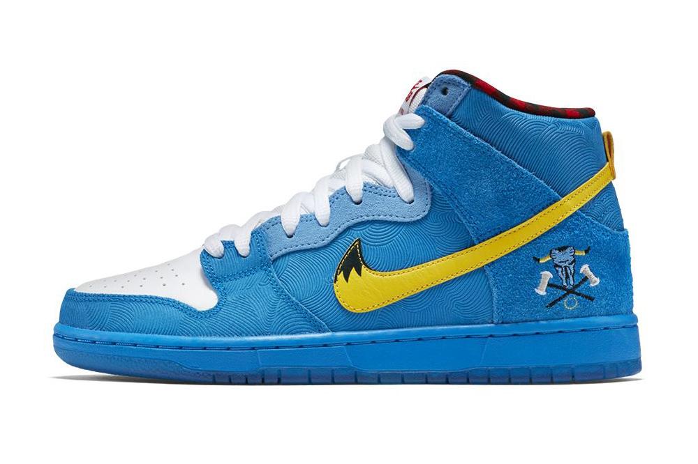 "Nike SB Dunk High Premium ""Familia"""