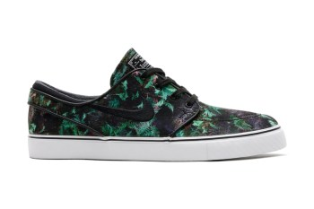 "Nike SB Zoom Stefan Janoski CNVS PRM ""Palm Leaves"""