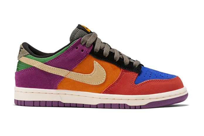 "Nike to Re-Release ""Viotech"" Dunk Low to a Select Few"