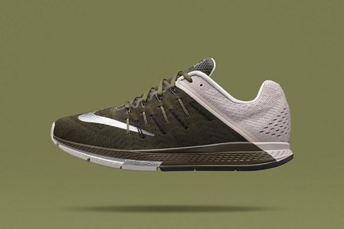 NikeLab Air Zoom Elite 8 Green/White