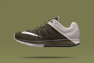 NikeLab Air Zoom Elite 8 Green/White
