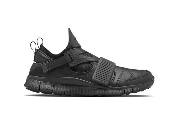 "NikeLab Free Huarache Carnivore ""Black"""