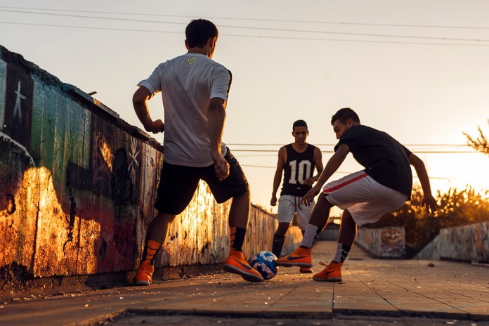 Nike's 'Inside Small Sided' Highlights the Street Soccer Culture of Santiago de Chile