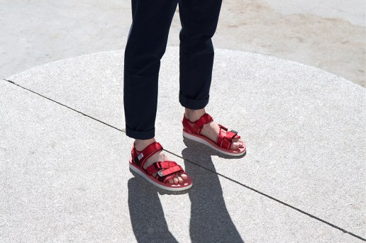 Norse Projects x SUICOKE 2015 Spring/Summer Sandal Collection