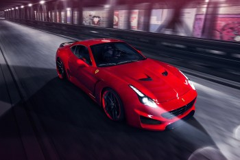 NOVITEC ROSSO N-LARGO Bumps the Ferrari California T to 668 Horsepower