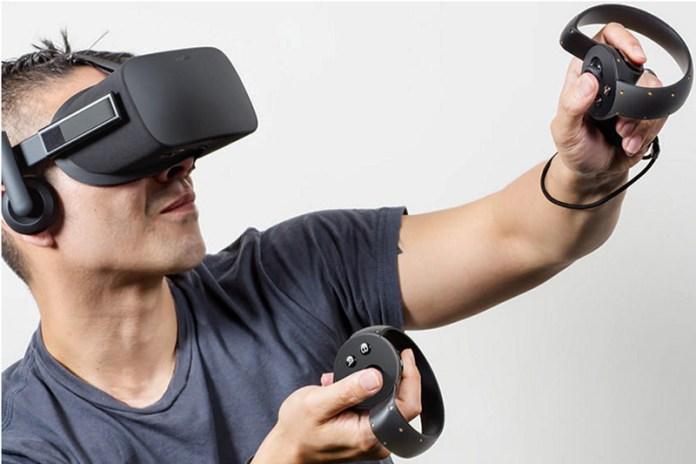Oculus Rift & Touch VR Headset