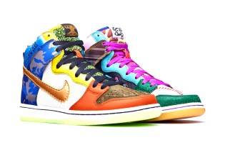 "OHSU Doernbecher Children's Hospital x Nike SB Dunk High ""What The Doernbecher"""