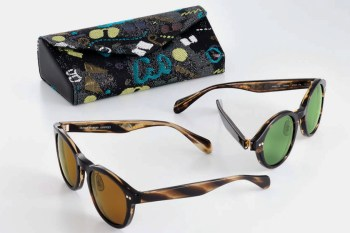 Oliver Peoples x Hosoo Capsule Collection
