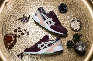 "Overkill x ASICS GEL-Sight ""Desert Rose"""