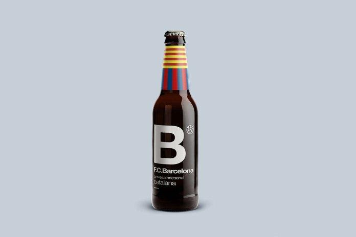 """Pablo Cánepa's """"Fútbol Beers"""" Imagines Teams With Their Own Brands of Beer"""