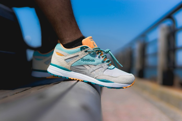 "Packer Shoes x Reebok Ventilator ""Summer"""