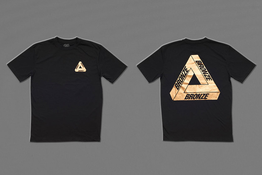 skateboard brands palace and bronze 56k collaborate on