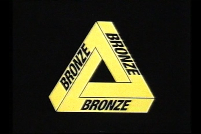 "Palace Skateboards x Bronze 56K ""PARAMOUNT"" Video"