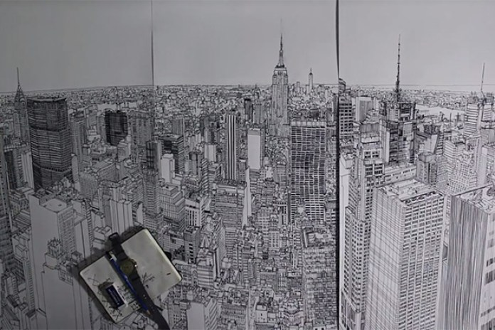 Patrick Vale Illustrates New York City Like You've Never Seen Before