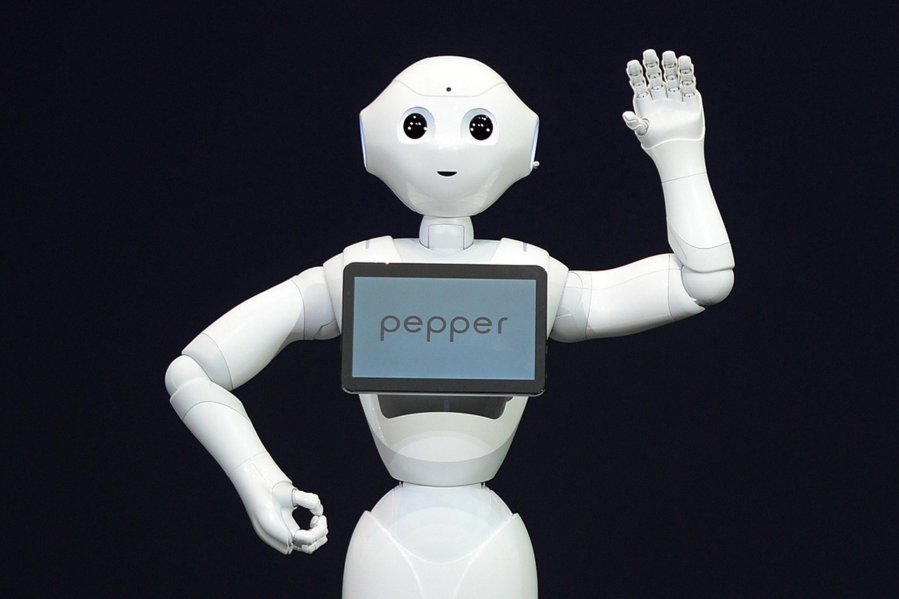 Pepper, the World's First Emotional Robot, Sells out in 1 Minute