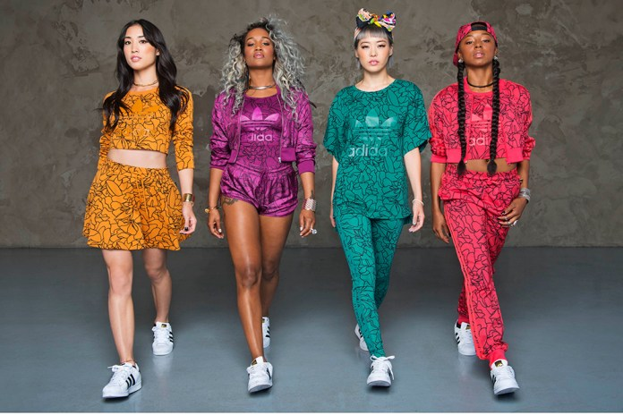 "Pharrell Williams Unveils adidas Originals ""Dear Baes"" Tour Pack"