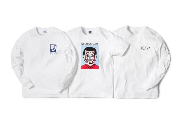 Polar Skate Co. 2015 Spring/Summer T-Shirt New Arrivals