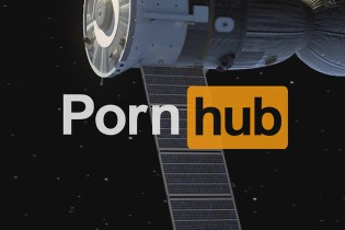 PornHub Is Crowdfunding $3.4 Million to Make a Sex Tape in Space