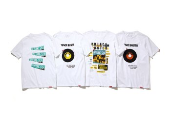 Prince Buster x WACKO MARIA 2015 Spring/Summer Collection