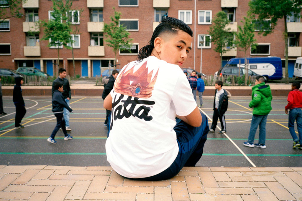 'Prins' x Patta Collection