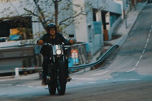 Process: Custom Motorcycles at Angry Lane