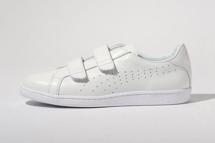 PUMA Match Velcro White