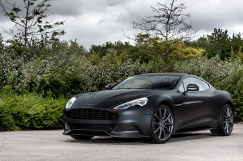 "Q by Aston Martin Vanquish ""One of Seven"" Edition"