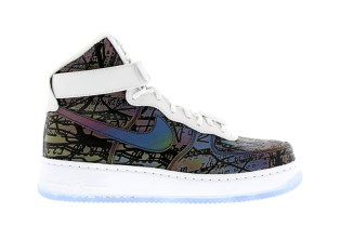 Quai 54 x Nike Air Force 1 High CMFT