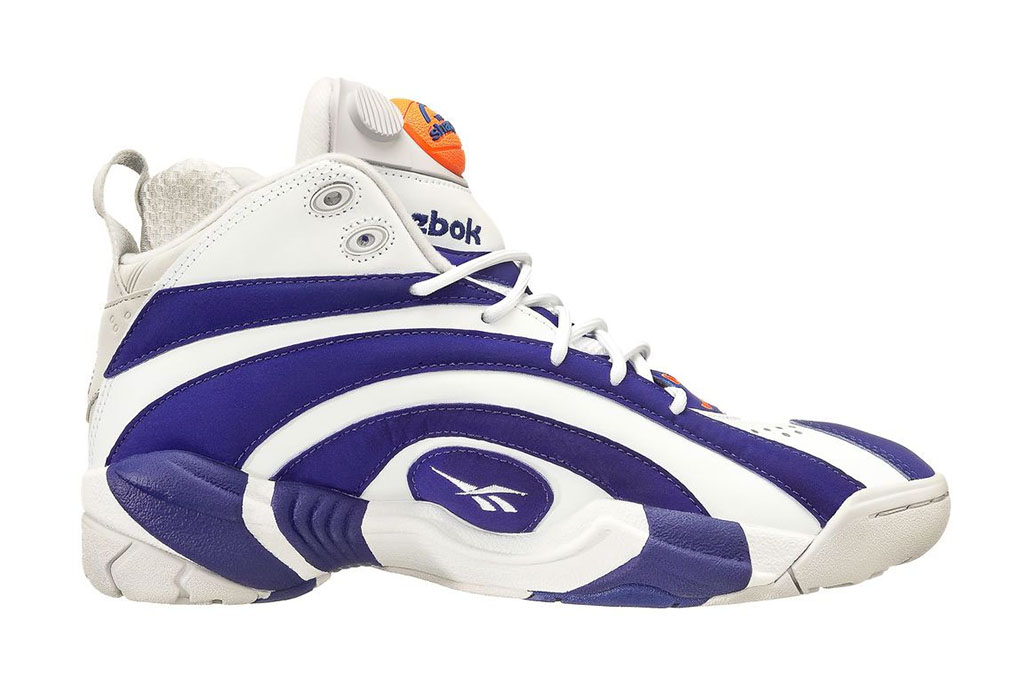 Reebok Pump Shaqnosis Makes a Comeback
