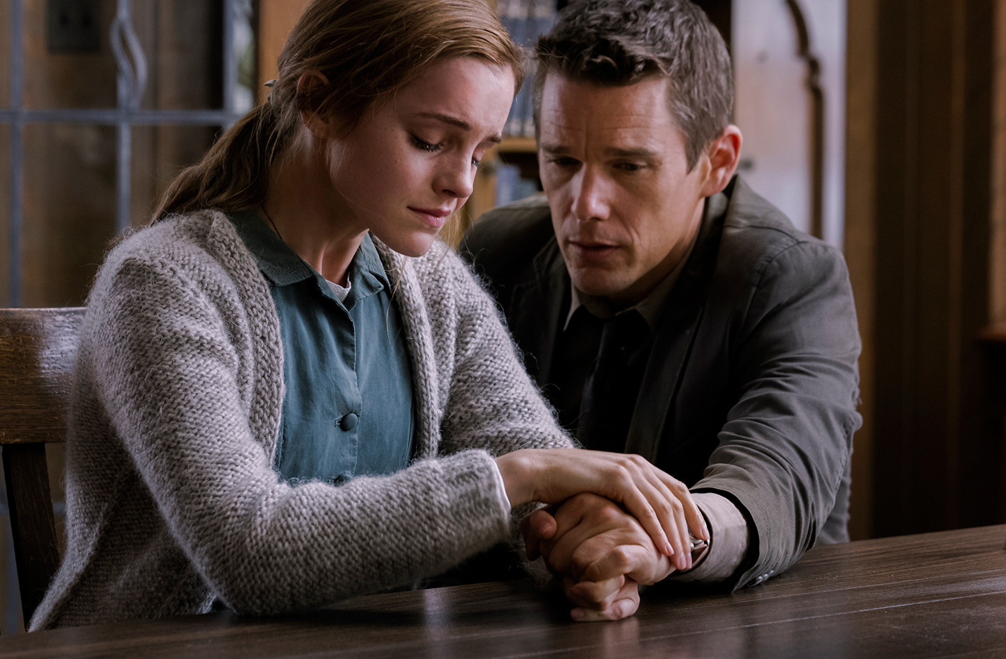 'Regression' Official Trailer Starring Emma Watson and Ethan Hawke