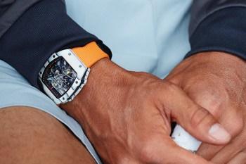 Richard Mille Tourbillon RM 27-02 Rafael Nadal