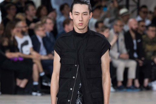 Rick Owens 2016 Spring/Summer Collection