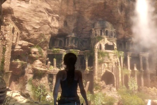 'Rise of the Tomb Raider' E3 Gameplay Reveal