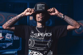 "Rocksmith x Diamond Supply Co. 2015 Summer ""Superior Sight & Sound"" Capsule Collection"
