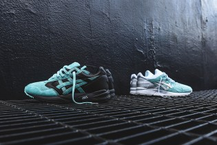Ronnie Fieg x Diamond Supply Co. x ASICS GEL Saga & GEL-Lyte V